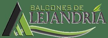 LOGO BALCONES DE ALEJANDRIA